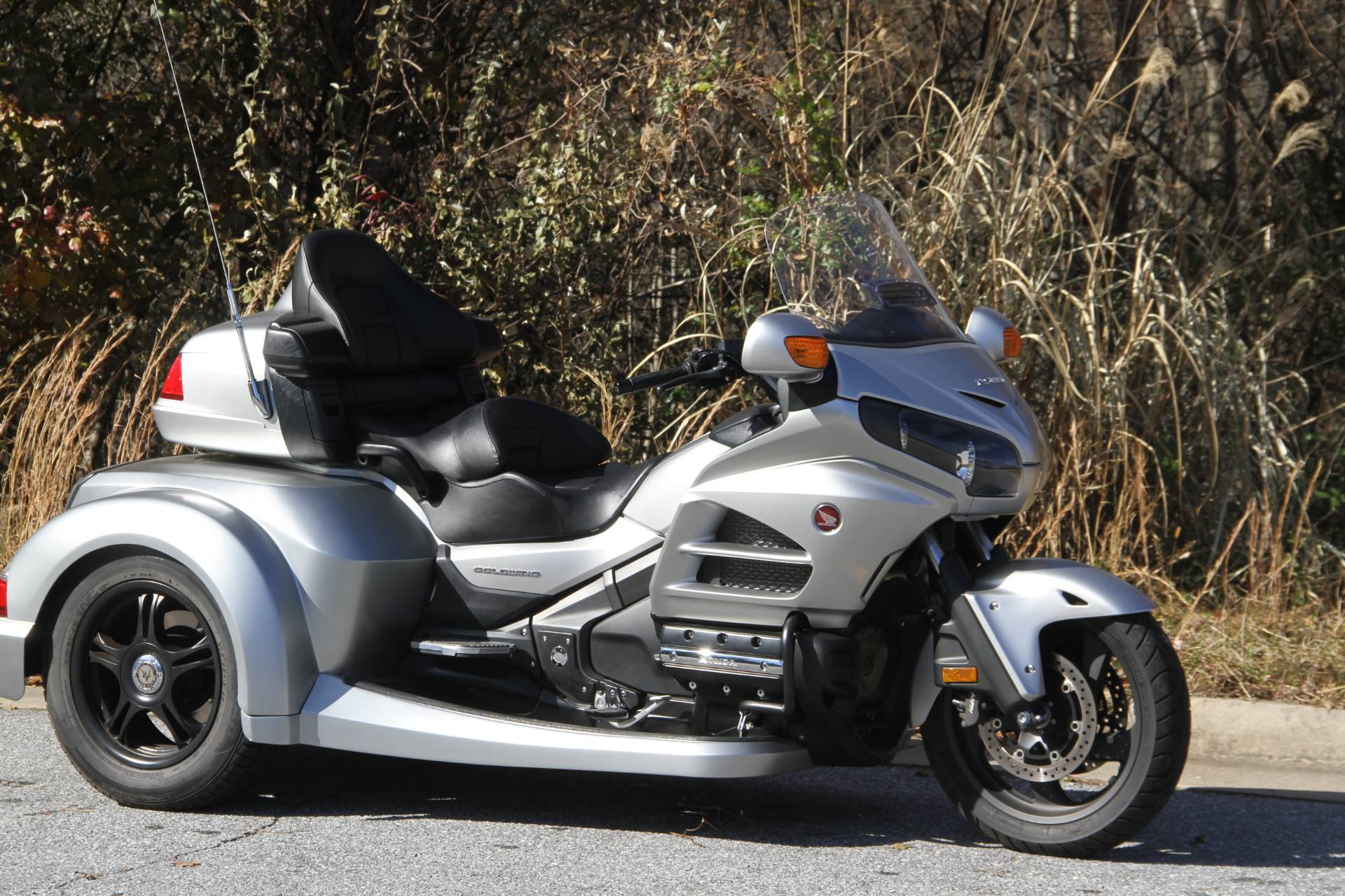 2016 Honda Gold Wing in Hendersonville, North Carolina - Photo 5