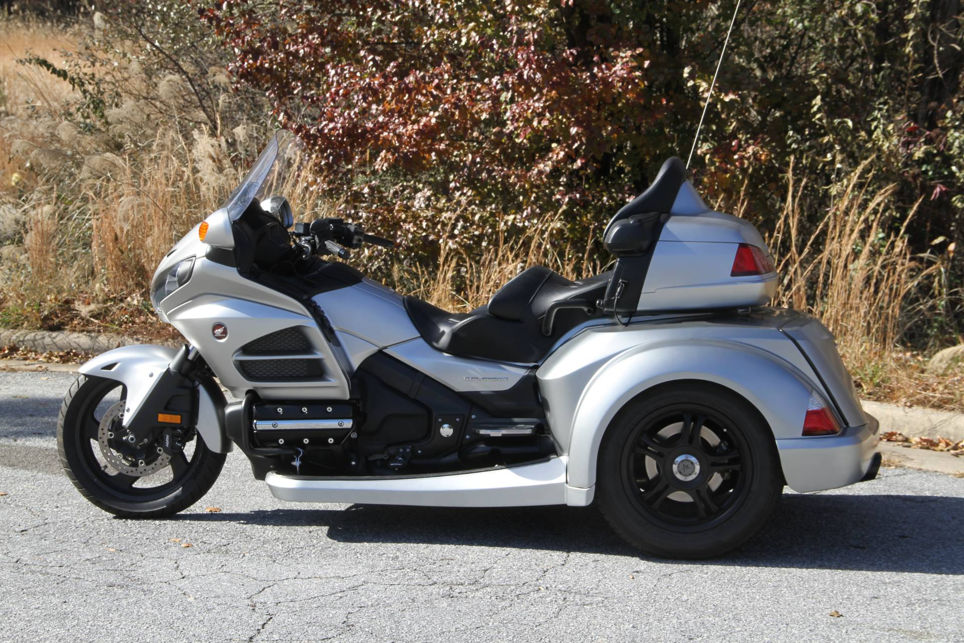 2016 Honda Gold Wing in Hendersonville, North Carolina - Photo 15