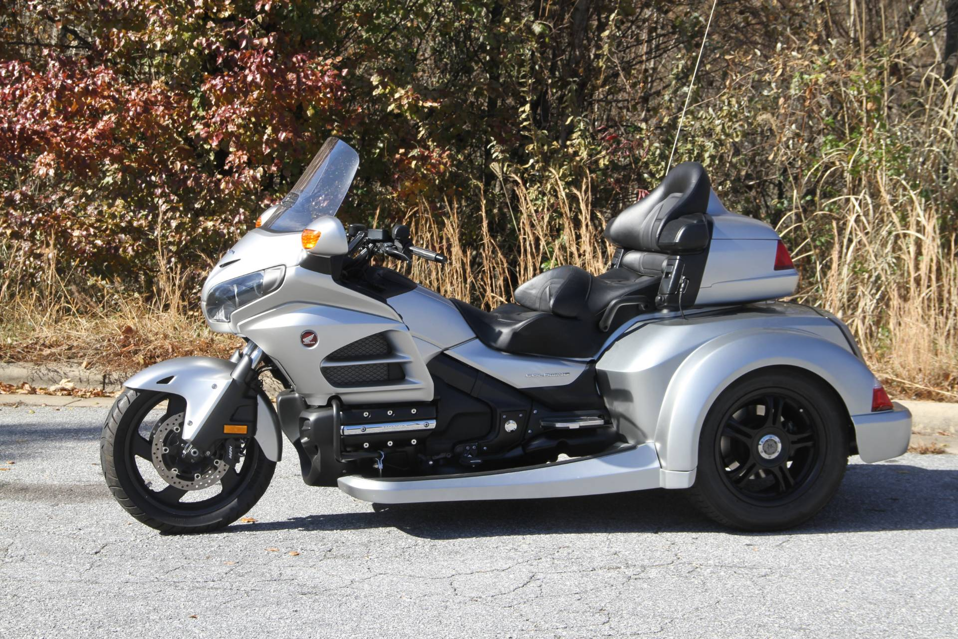 2016 Honda Gold Wing in Hendersonville, North Carolina - Photo 16