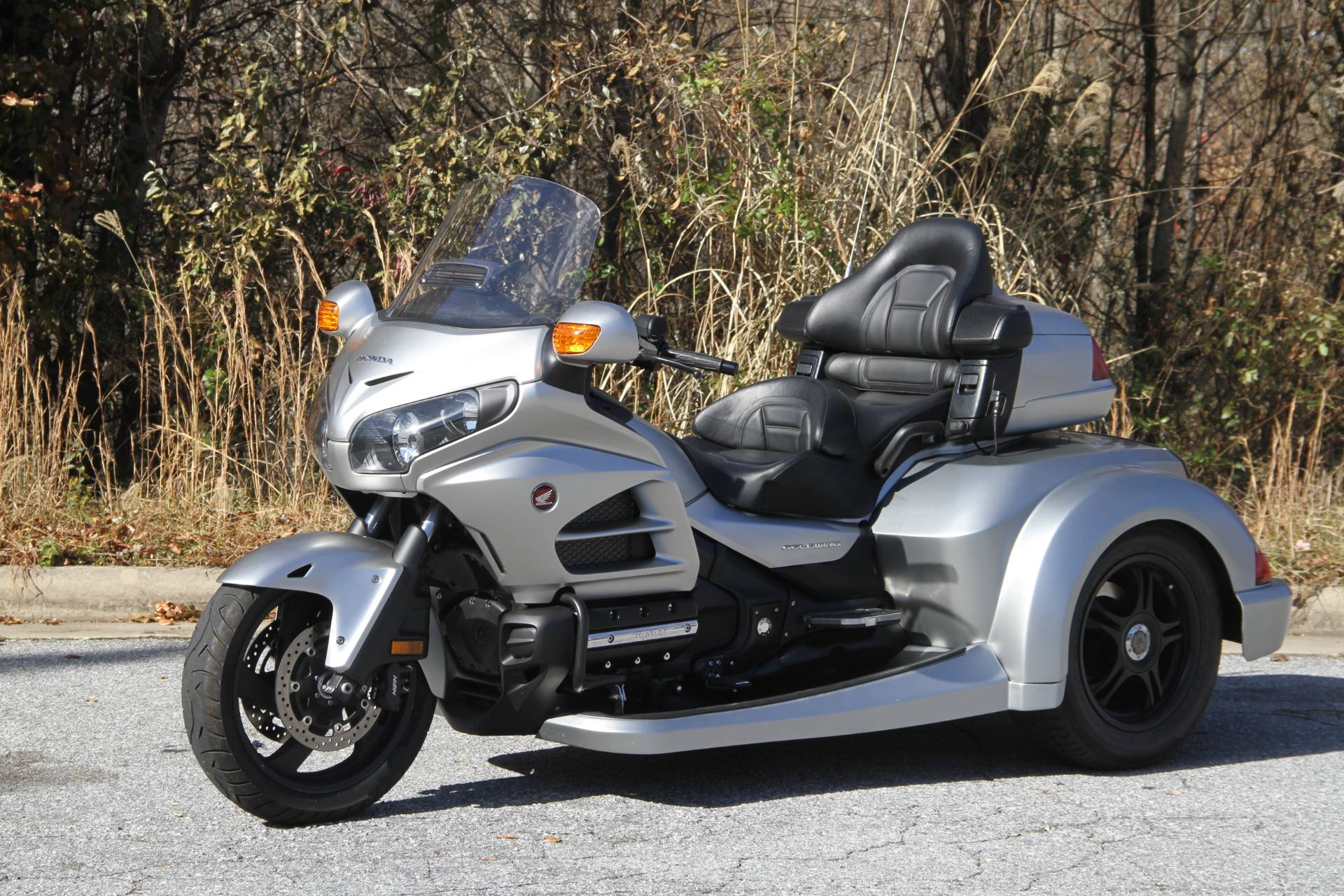 2016 Honda Gold Wing in Hendersonville, North Carolina - Photo 1
