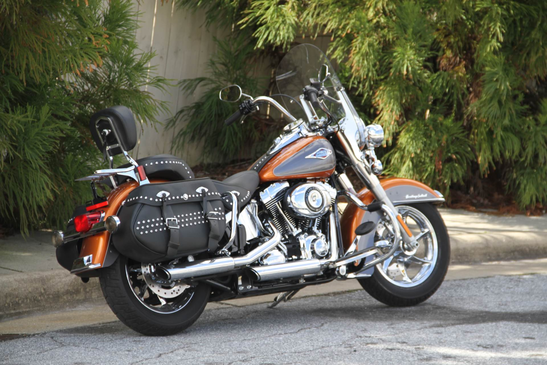 2015 Harley-Davidson Heritage Softail® Classic in Hendersonville, North Carolina