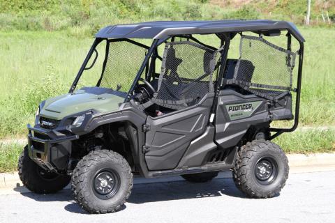 2016 Honda Pioneer 1000-5 in Hendersonville, North Carolina