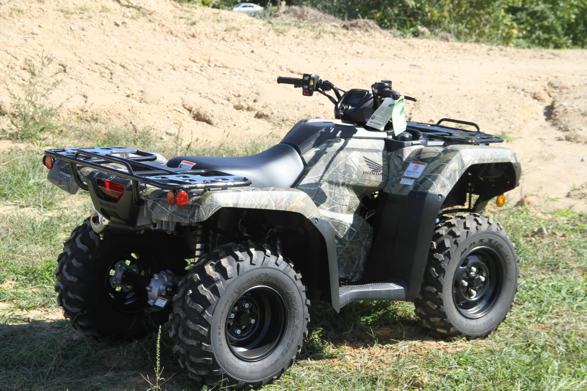 2020 Honda FourTrax Rancher 4x4 Automatic DCT EPS in Hendersonville, North Carolina - Photo 5