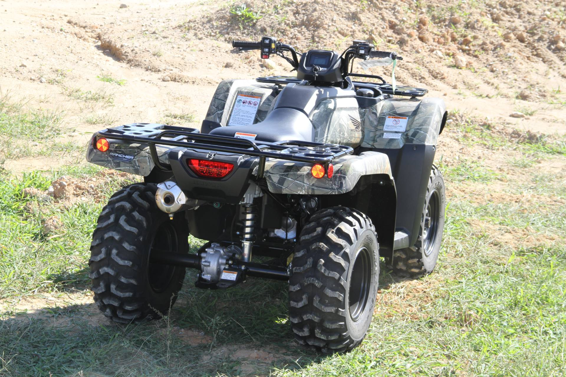 2020 Honda FourTrax Rancher 4x4 Automatic DCT EPS in Hendersonville, North Carolina - Photo 6