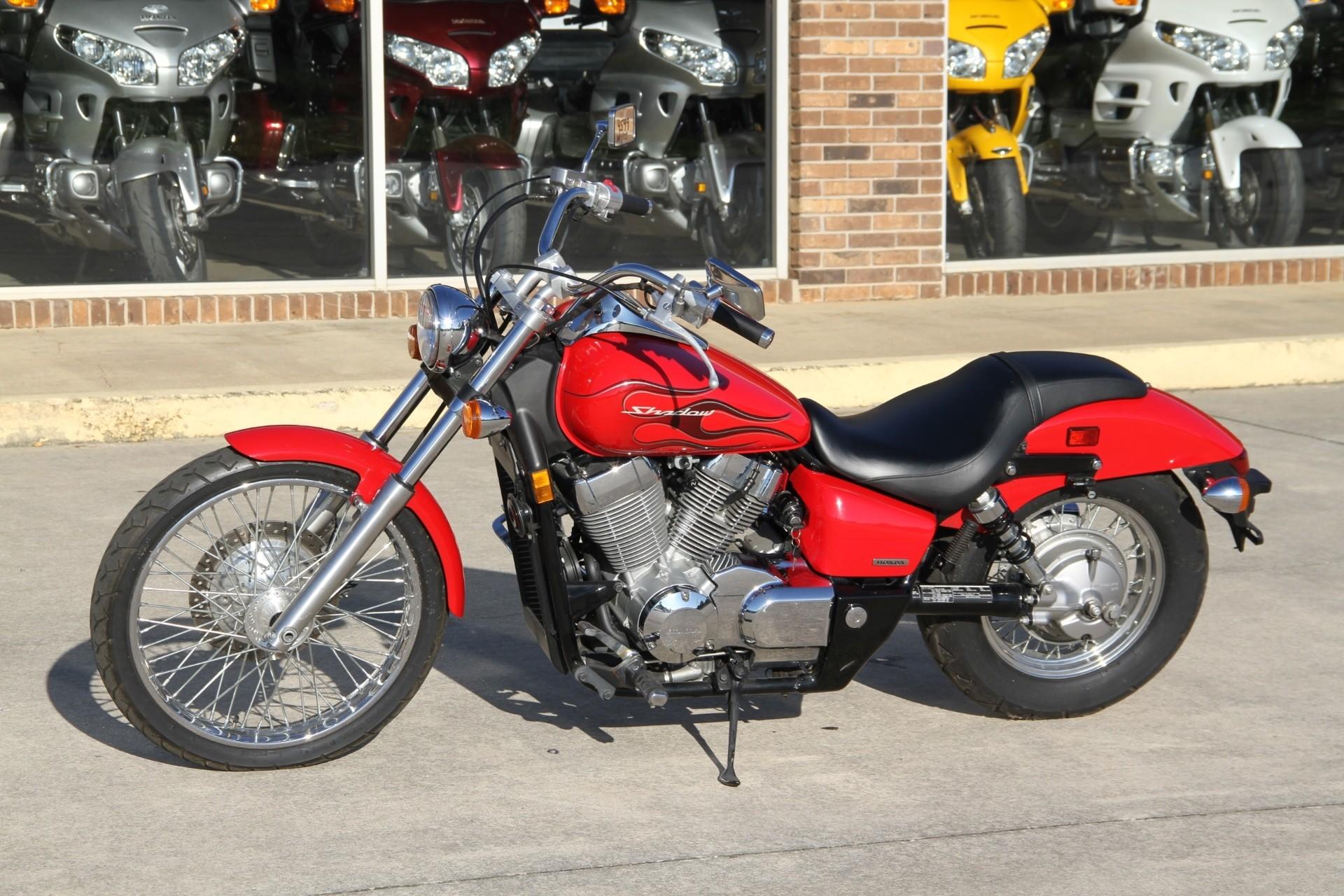 Used 2007 Honda Shadow Spirit 750 C2 Motorcycles In Hendersonville