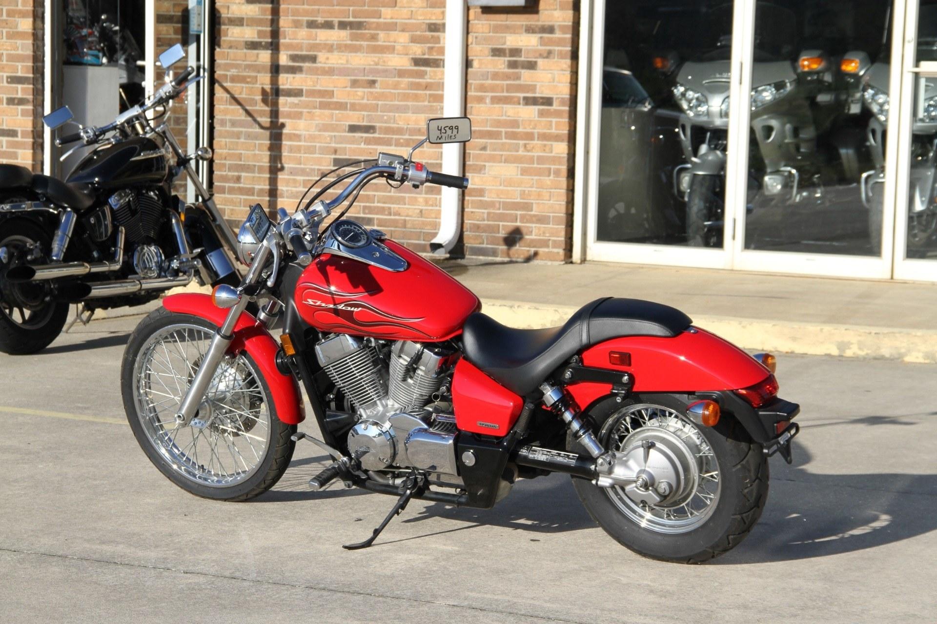 used 2007 honda shadow spirit 750 c2 motorcycles in hendersonville nc stock number 000285. Black Bedroom Furniture Sets. Home Design Ideas