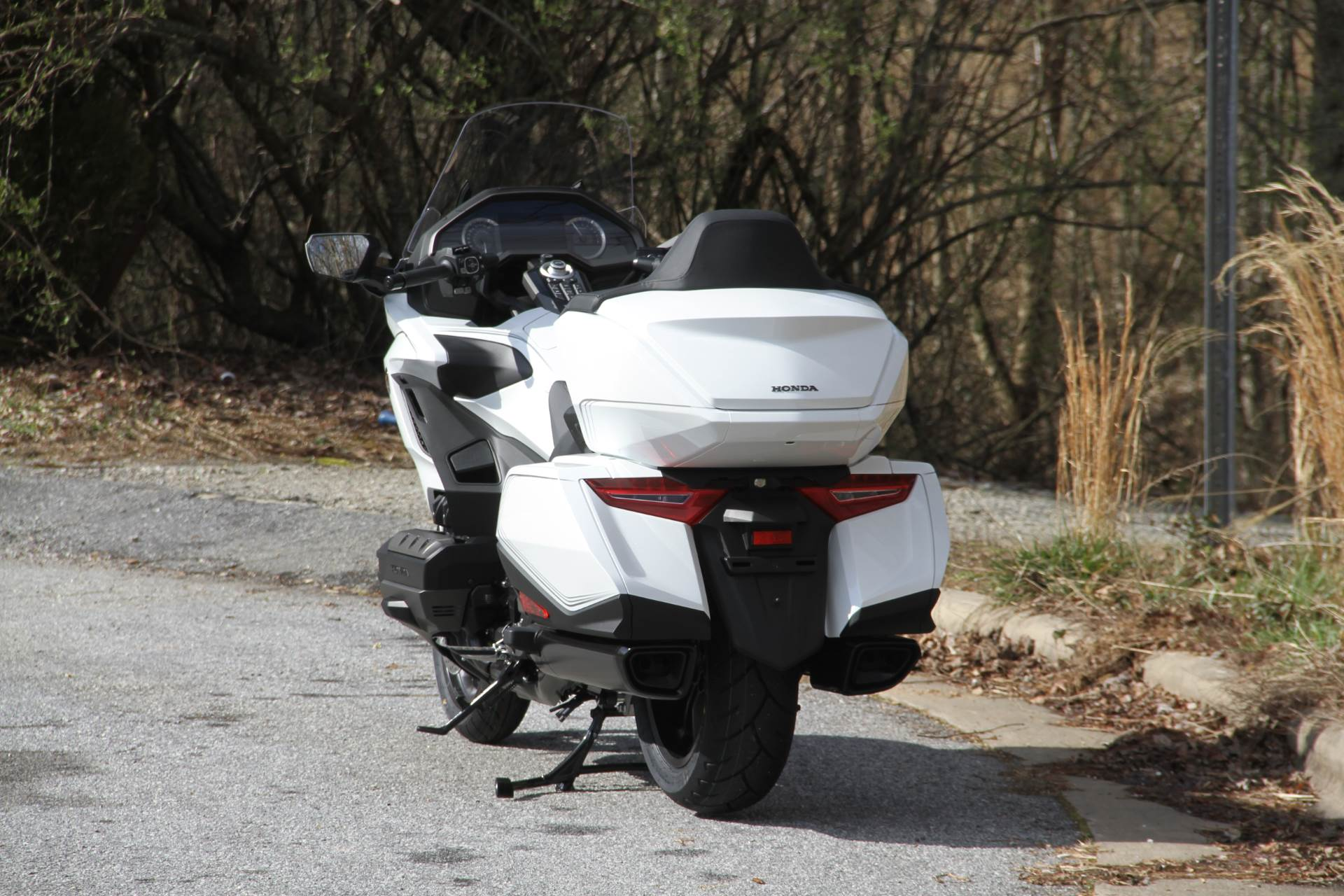 2020 Honda Gold Wing Tour in Hendersonville, North Carolina - Photo 3