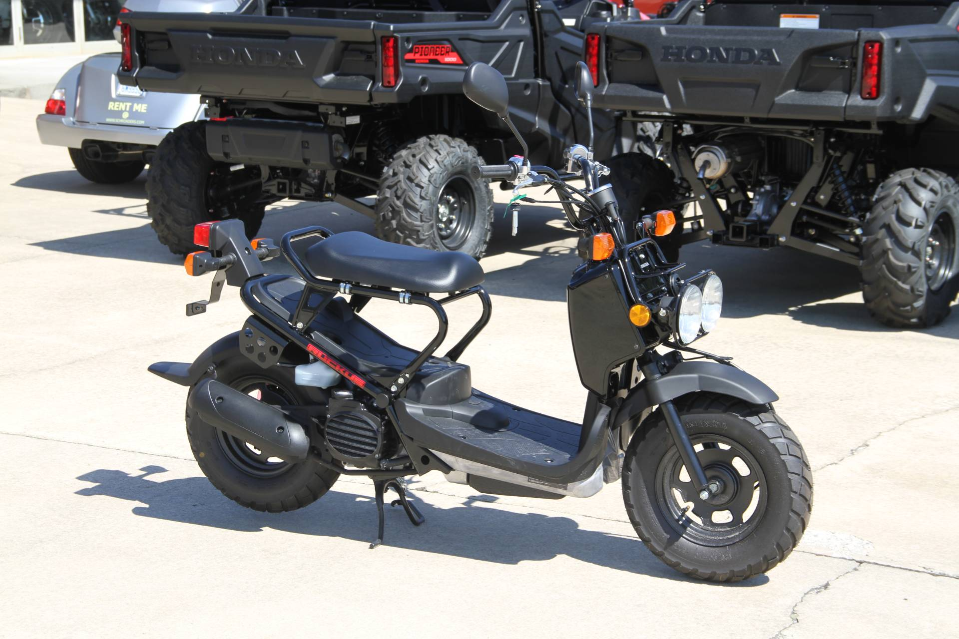 2020 Honda Ruckus in Hendersonville, North Carolina - Photo 2