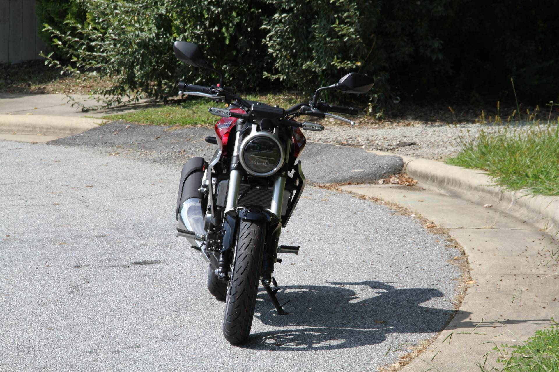 2019 Honda CB300R in Hendersonville, North Carolina - Photo 3