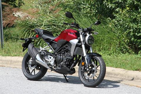 2019 Honda CB300R in Hendersonville, North Carolina - Photo 5
