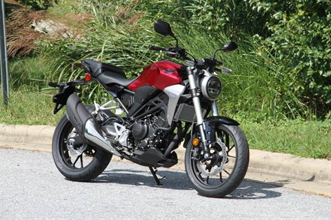 2019 Honda CB300R in Hendersonville, North Carolina - Photo 6
