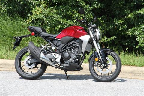2019 Honda CB300R in Hendersonville, North Carolina - Photo 9