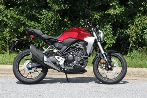 2019 Honda CB300R in Hendersonville, North Carolina - Photo 10