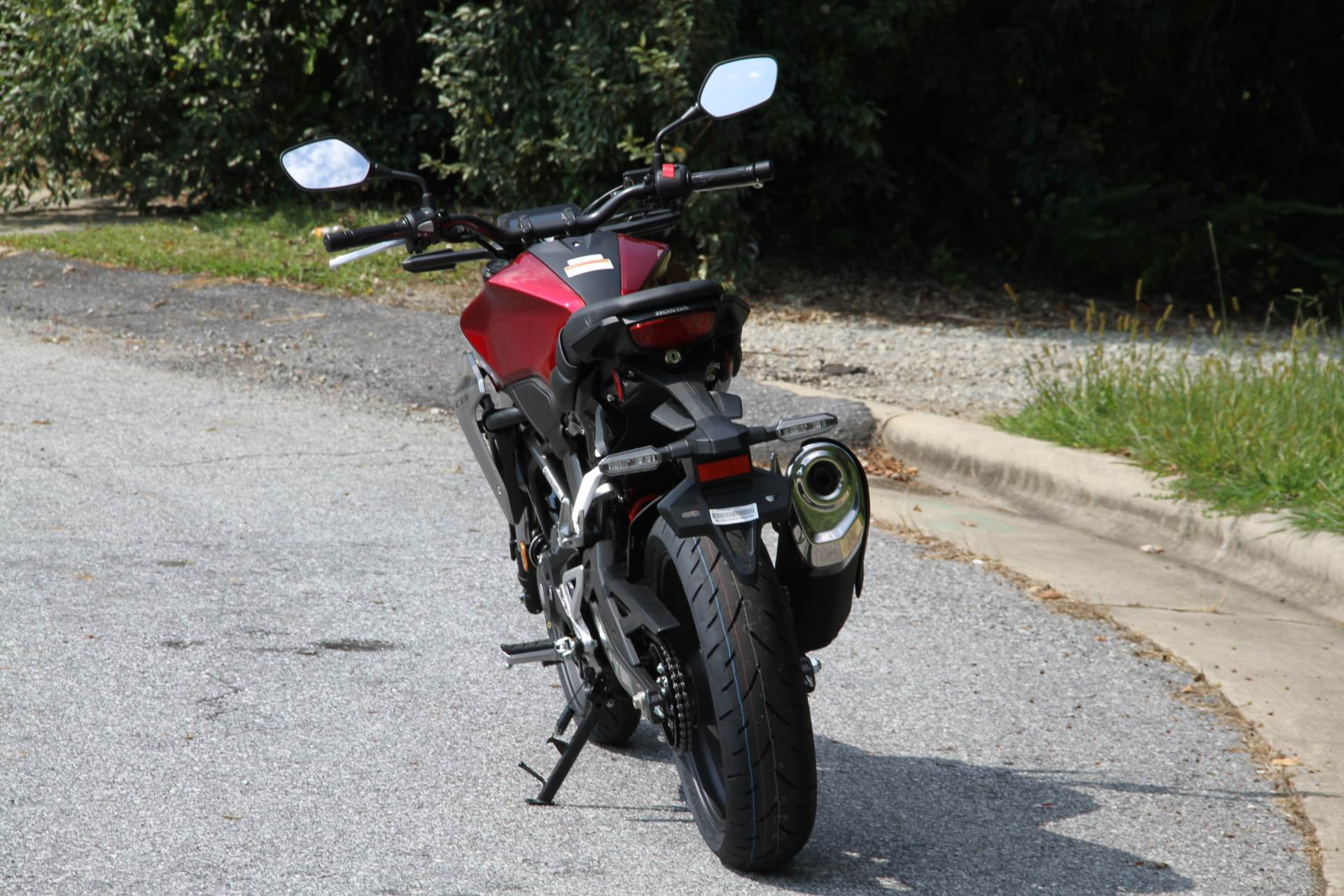 2019 Honda CB300R in Hendersonville, North Carolina - Photo 16