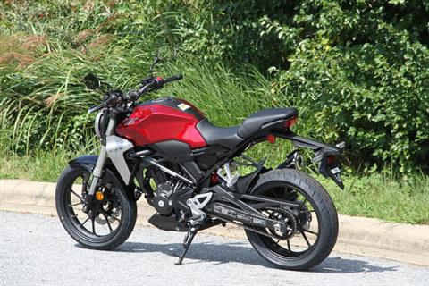 2019 Honda CB300R in Hendersonville, North Carolina - Photo 18