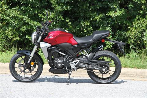2019 Honda CB300R in Hendersonville, North Carolina - Photo 2