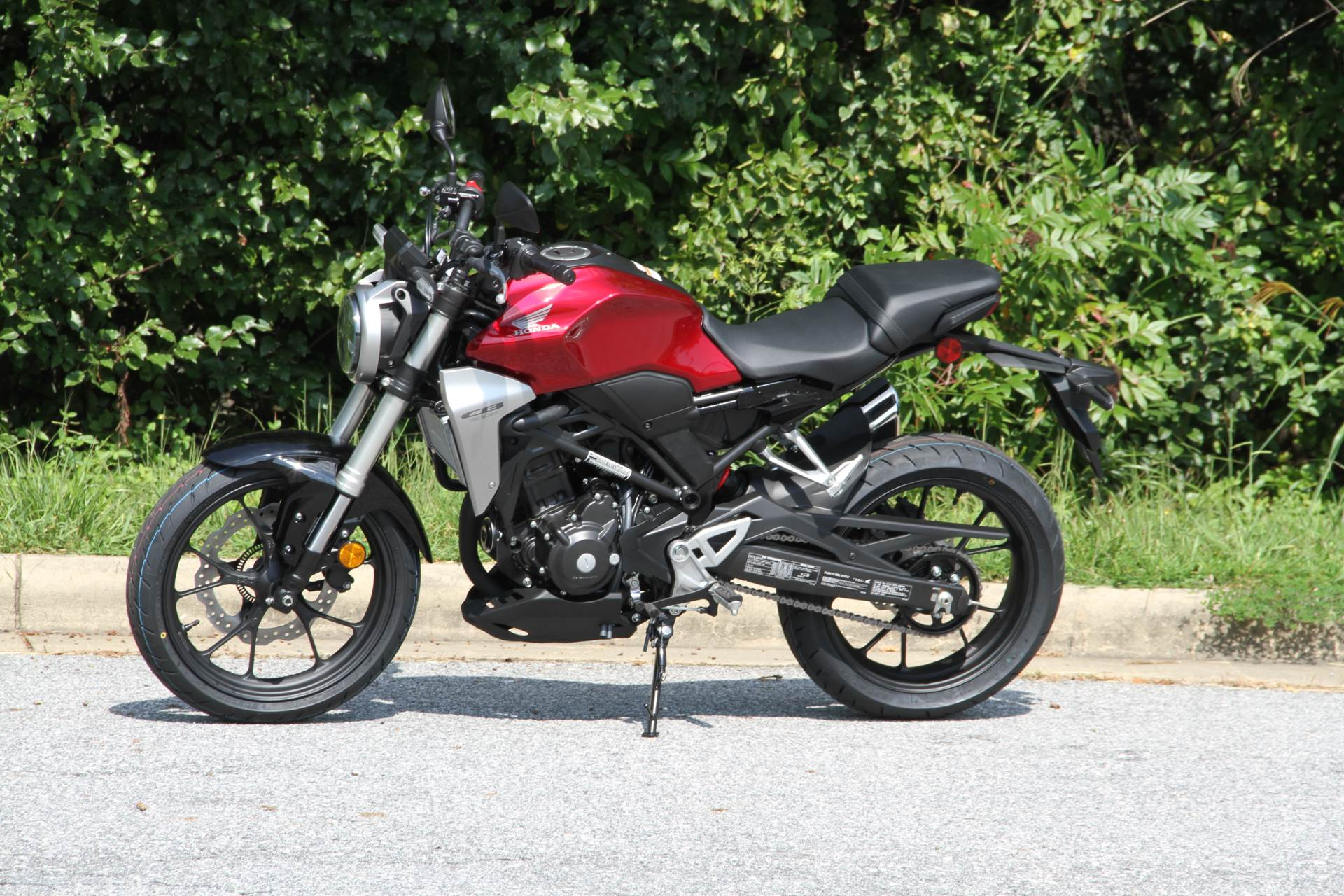 2019 Honda CB300R in Hendersonville, North Carolina - Photo 20