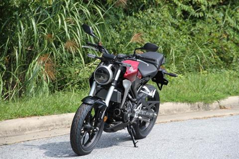 2019 Honda CB300R in Hendersonville, North Carolina - Photo 23