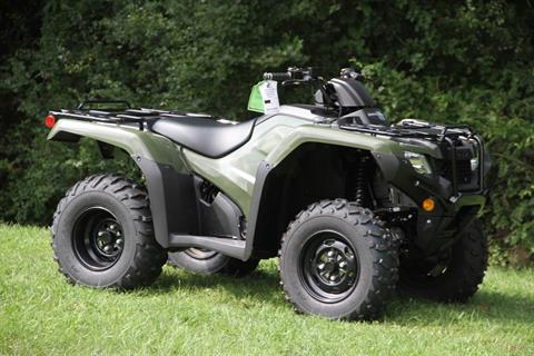 2021 Honda FourTrax Rancher 4x4 Automatic DCT IRS in Hendersonville, North Carolina - Photo 2