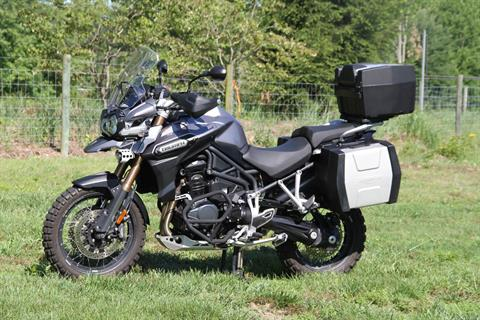 2015 Triumph Tiger Explorer XC ABS in Hendersonville, North Carolina