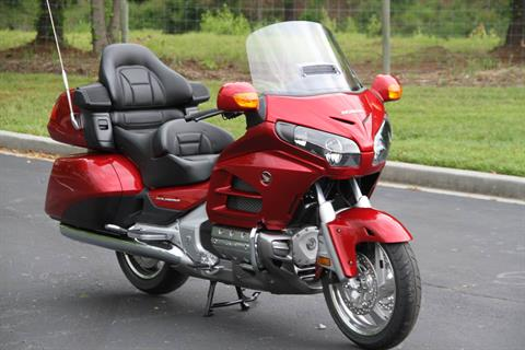 2017 Honda Gold Wing Audio Comfort in Hendersonville, North Carolina