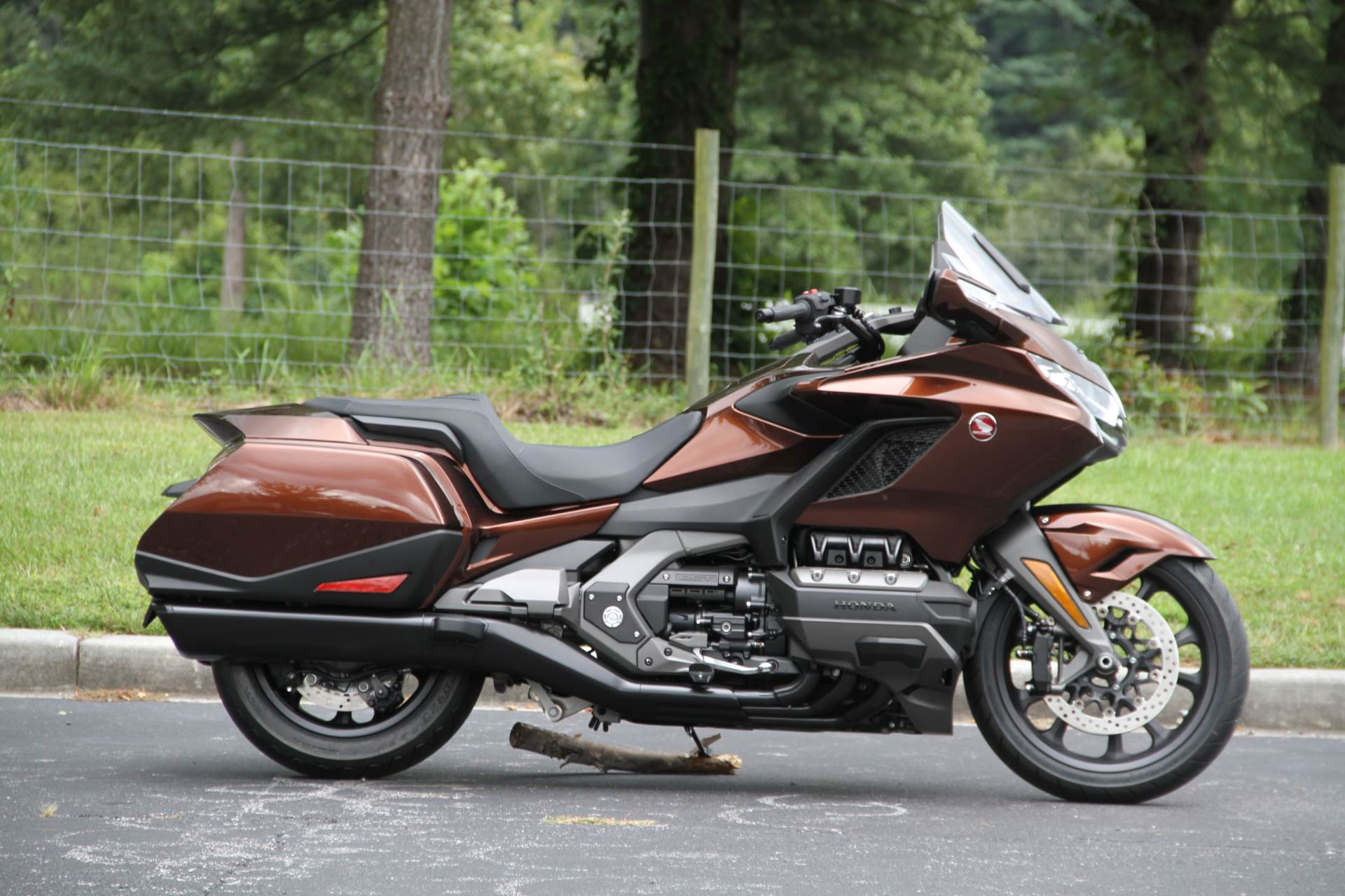 2018 Honda Gold Wing in Hendersonville, North Carolina - Photo 7