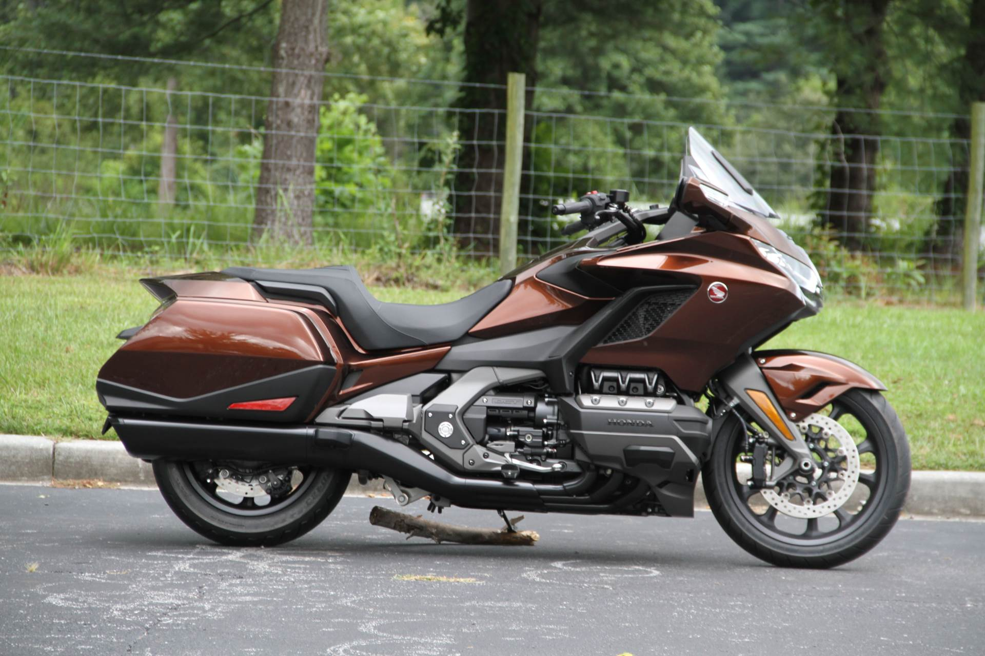 2018 Honda Gold Wing in Hendersonville, North Carolina - Photo 8