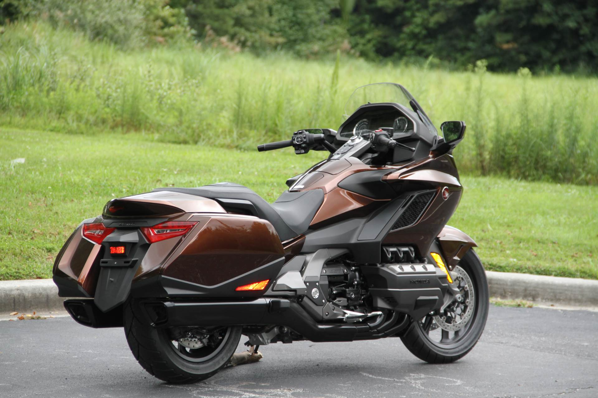 2018 Honda Gold Wing in Hendersonville, North Carolina - Photo 11