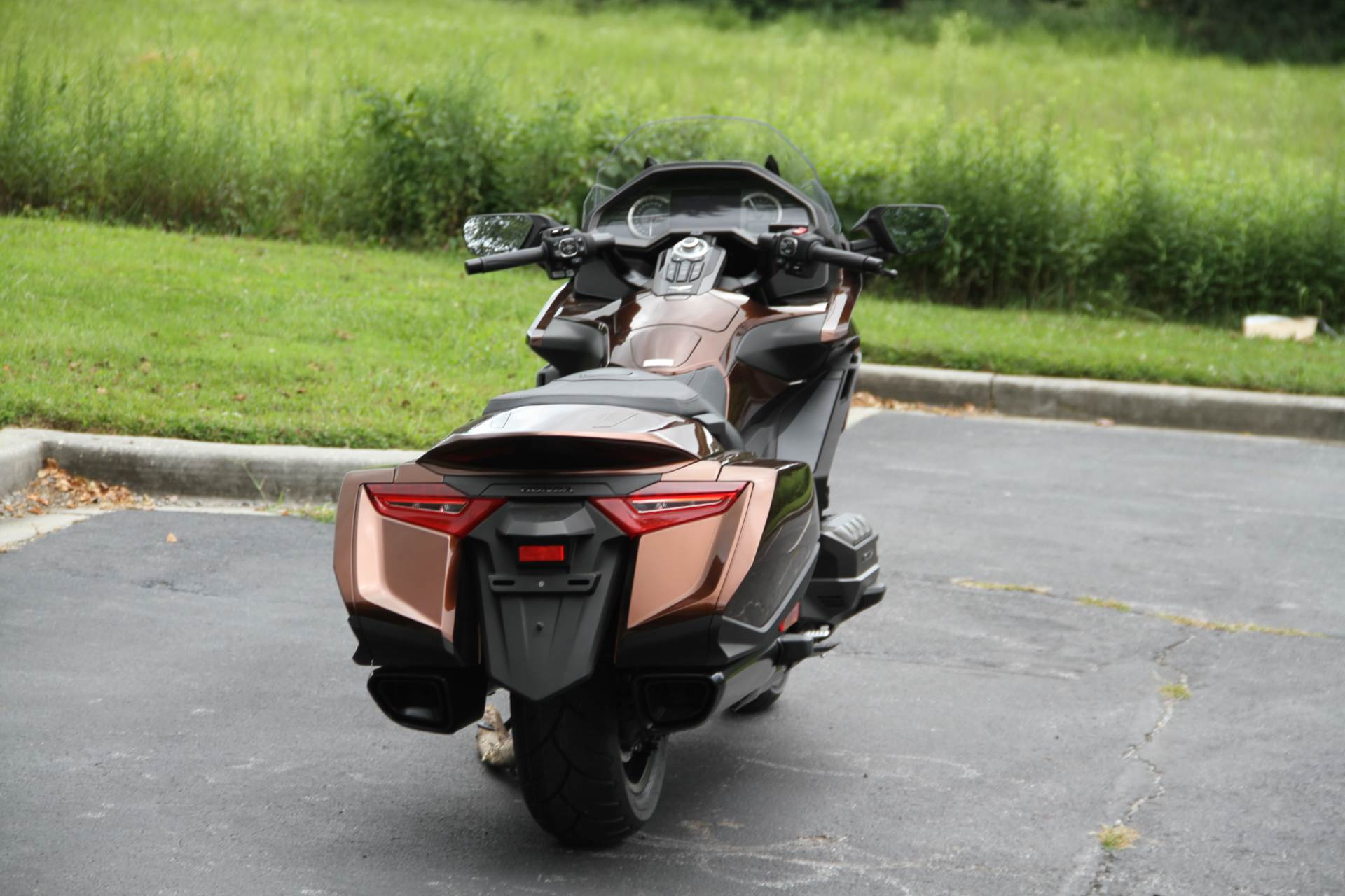 2018 Honda Gold Wing in Hendersonville, North Carolina - Photo 14