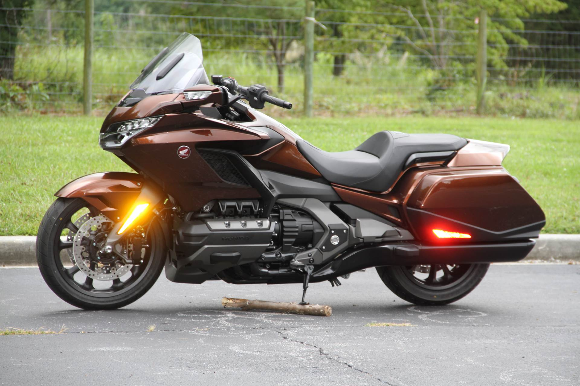 2018 Honda Gold Wing in Hendersonville, North Carolina - Photo 22