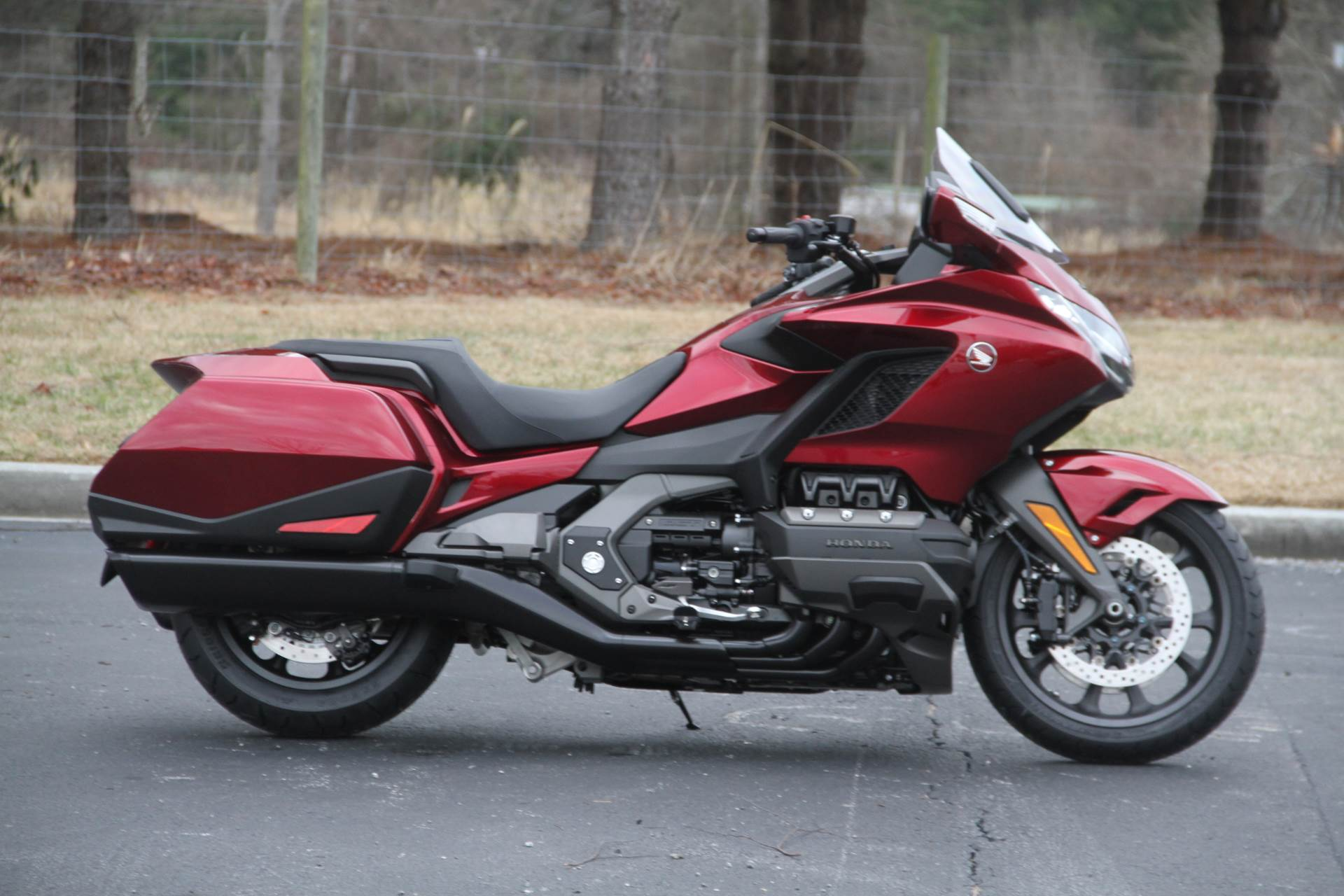 2018 Honda Gold Wing DCT in Hendersonville, North Carolina - Photo 14