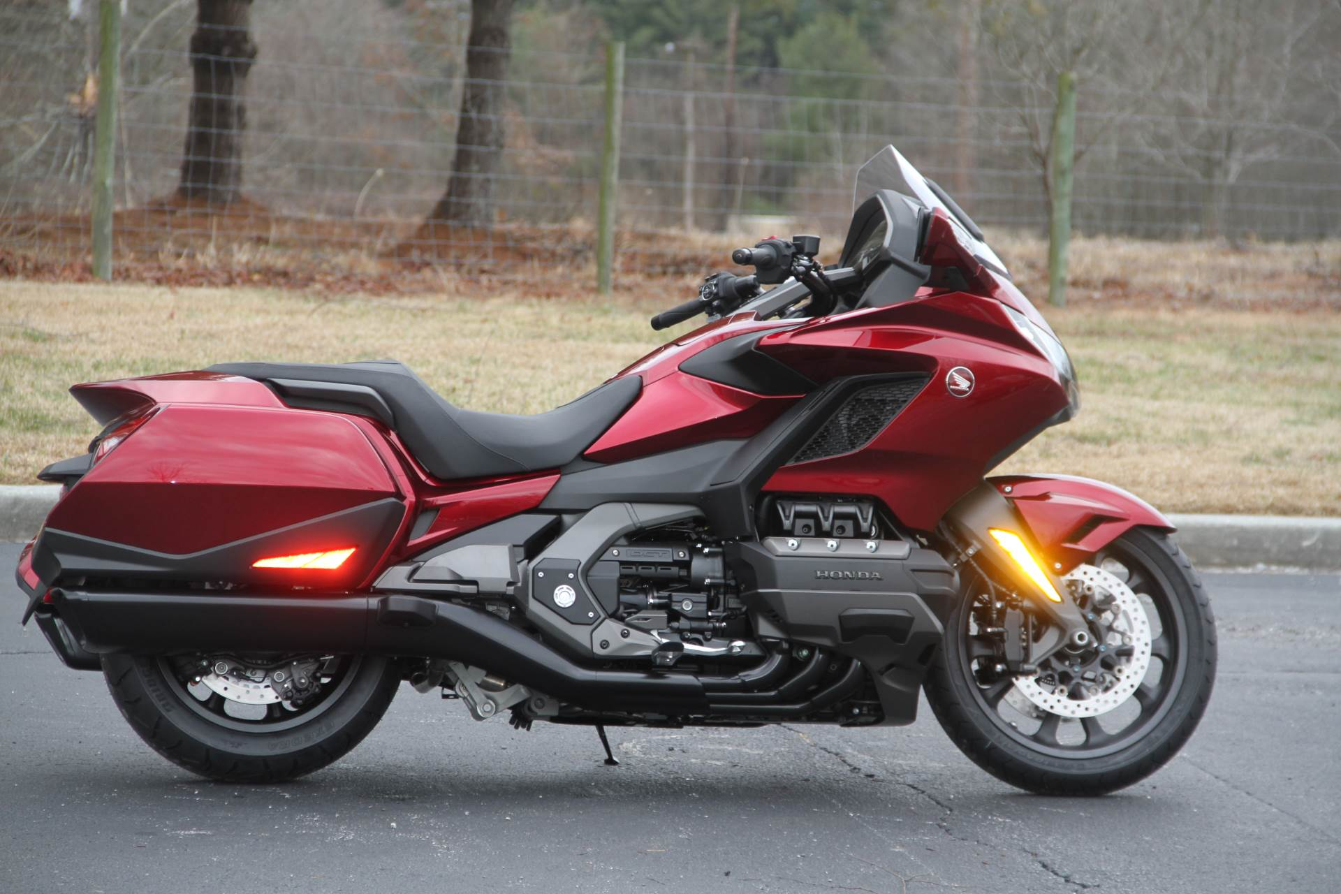 2018 Honda Gold Wing DCT in Hendersonville, North Carolina - Photo 15
