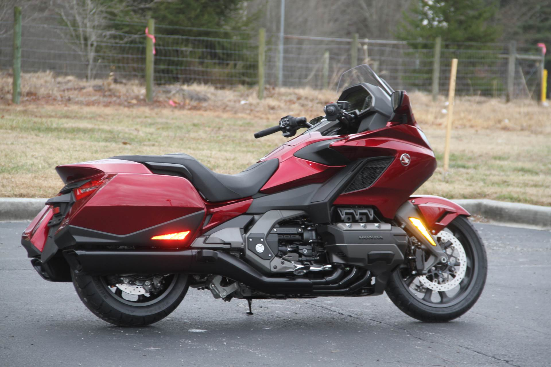 2018 Honda Gold Wing DCT in Hendersonville, North Carolina - Photo 16