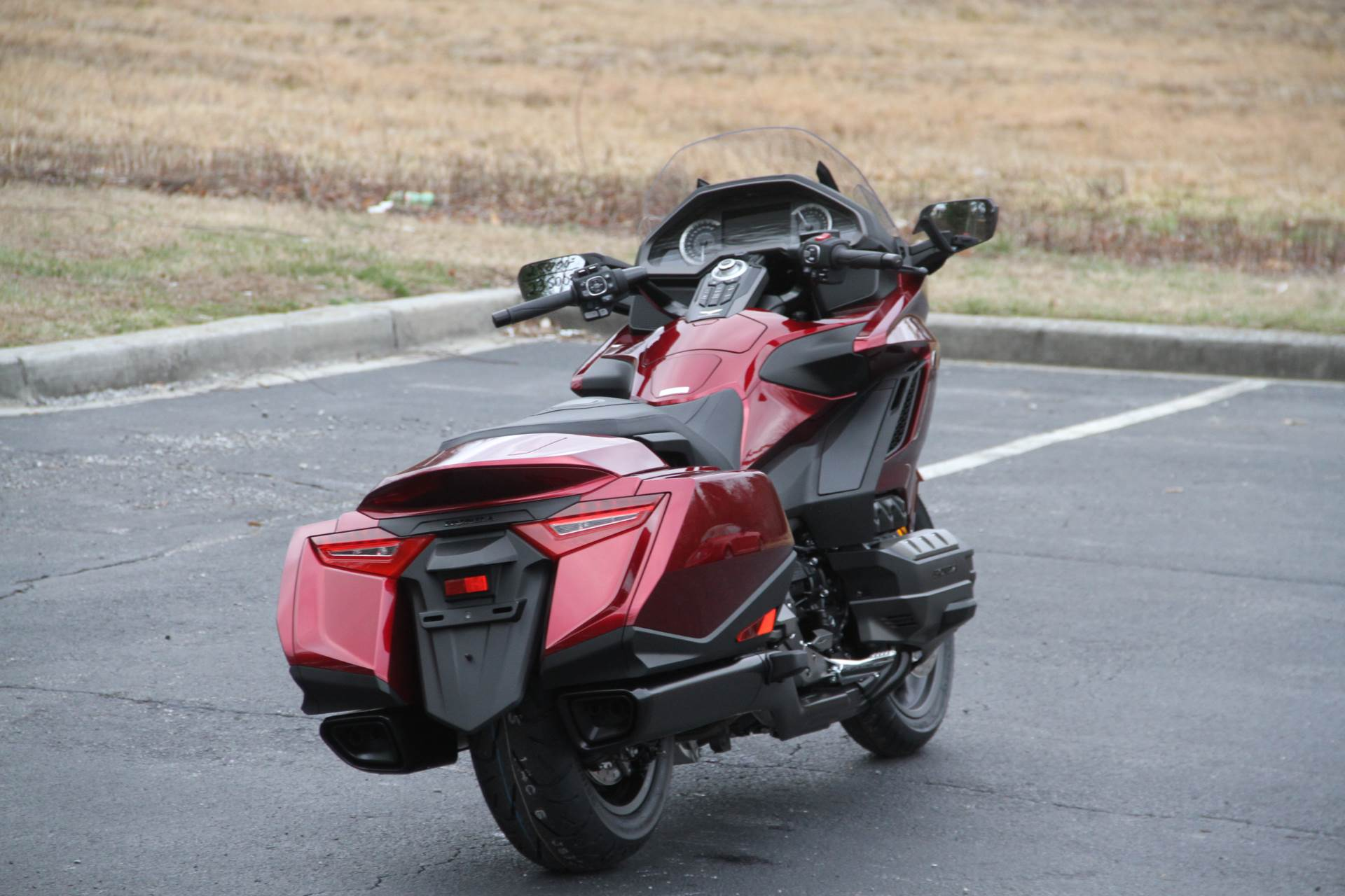 2018 Honda Gold Wing DCT in Hendersonville, North Carolina - Photo 20