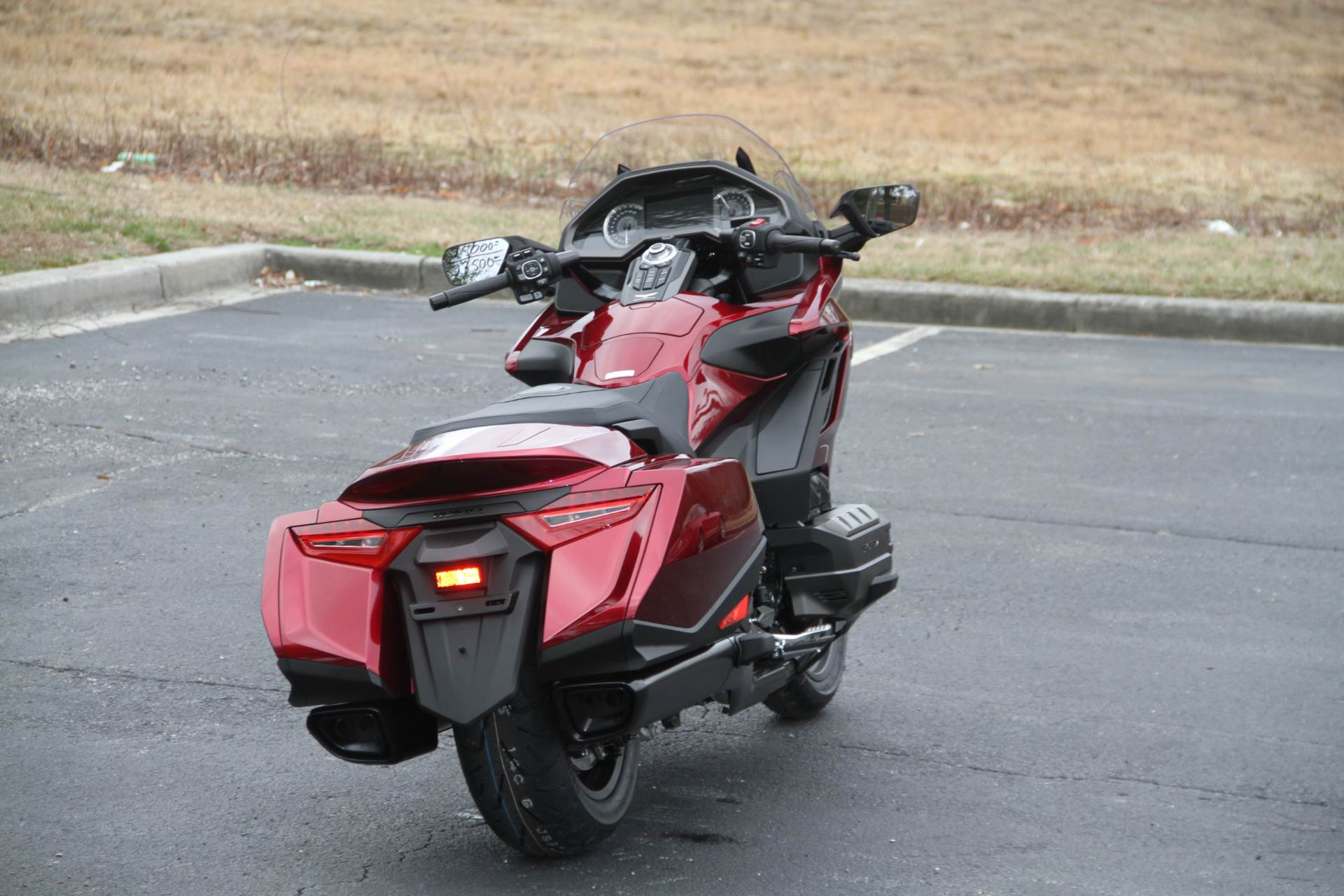2018 Honda Gold Wing DCT in Hendersonville, North Carolina - Photo 21
