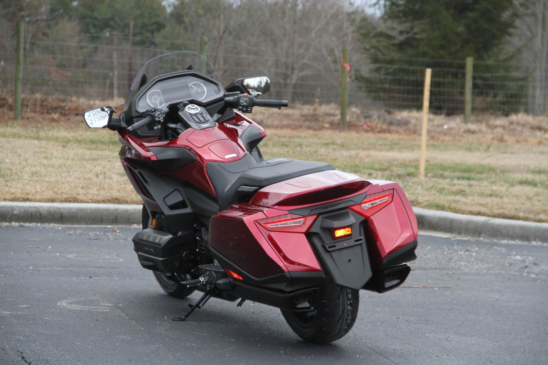 2018 Honda Gold Wing DCT in Hendersonville, North Carolina - Photo 27