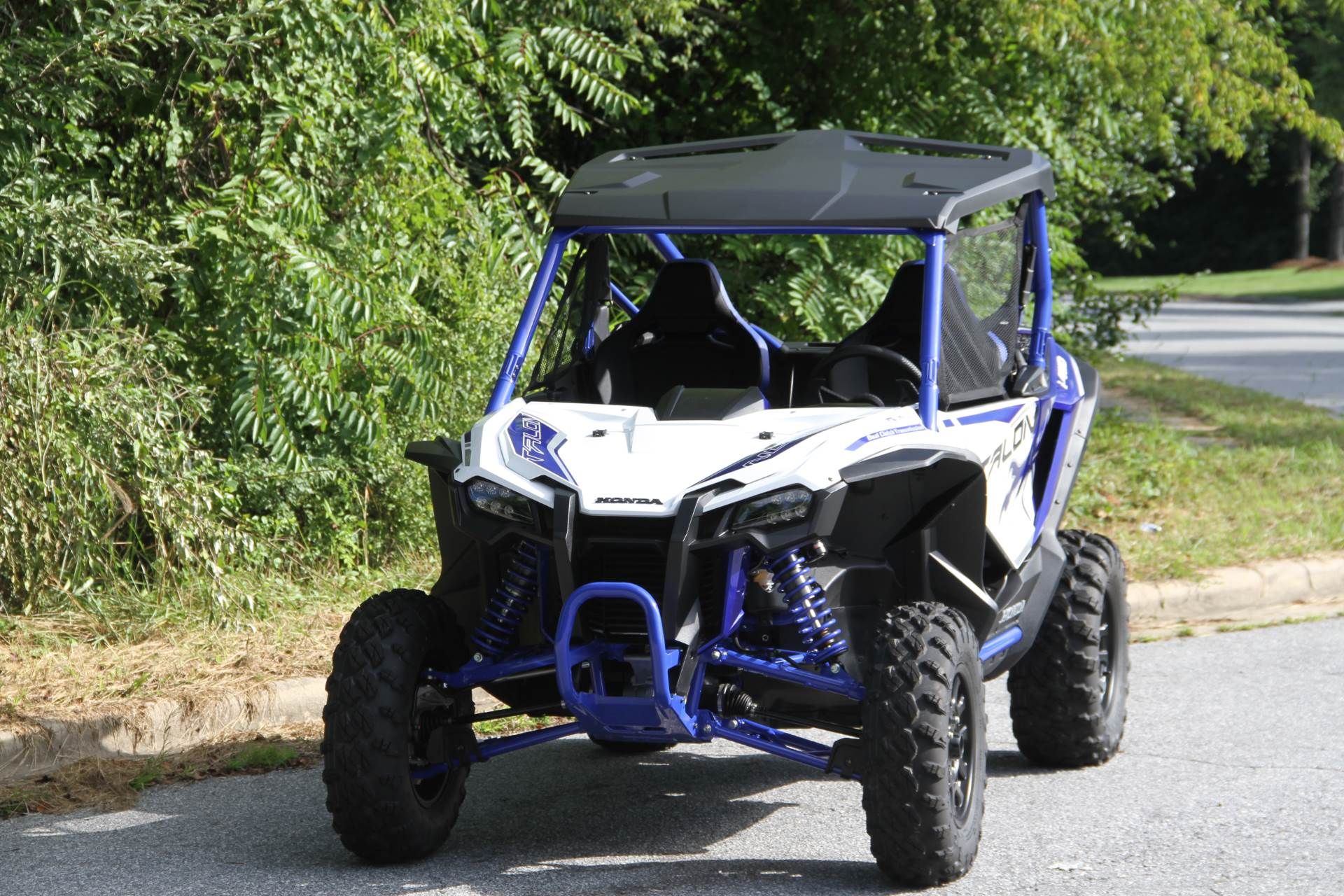 2021 Honda Talon 1000X FOX Live Valve in Hendersonville, North Carolina - Photo 3