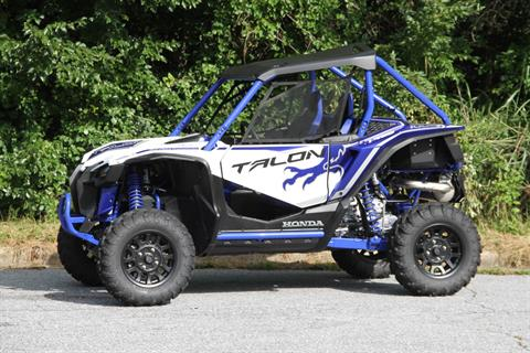 2021 Honda Talon 1000X FOX Live Valve in Hendersonville, North Carolina - Photo 5