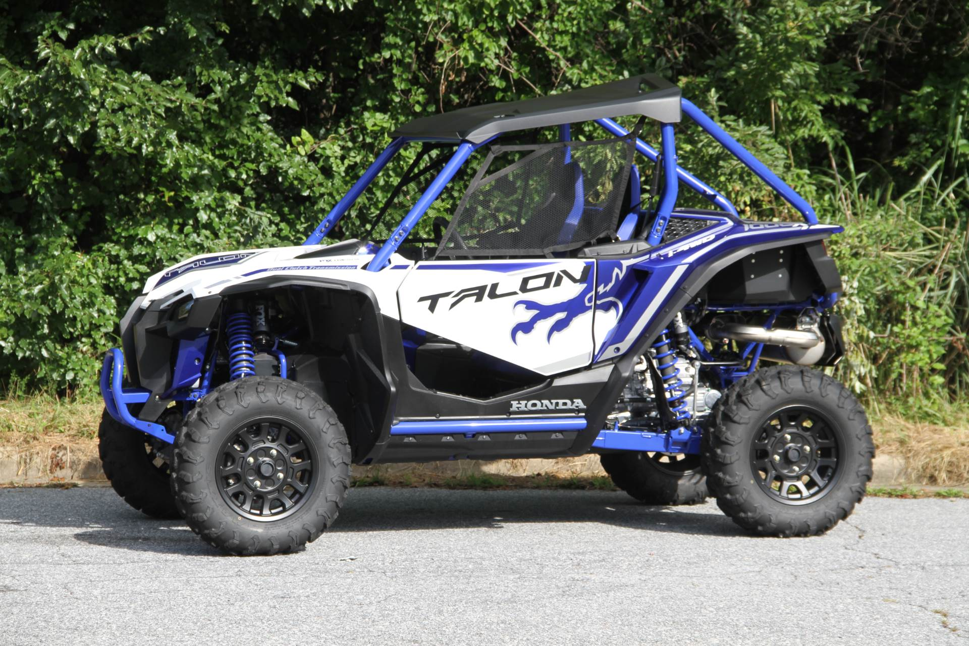 2021 Honda Talon 1000X FOX Live Valve in Hendersonville, North Carolina - Photo 6