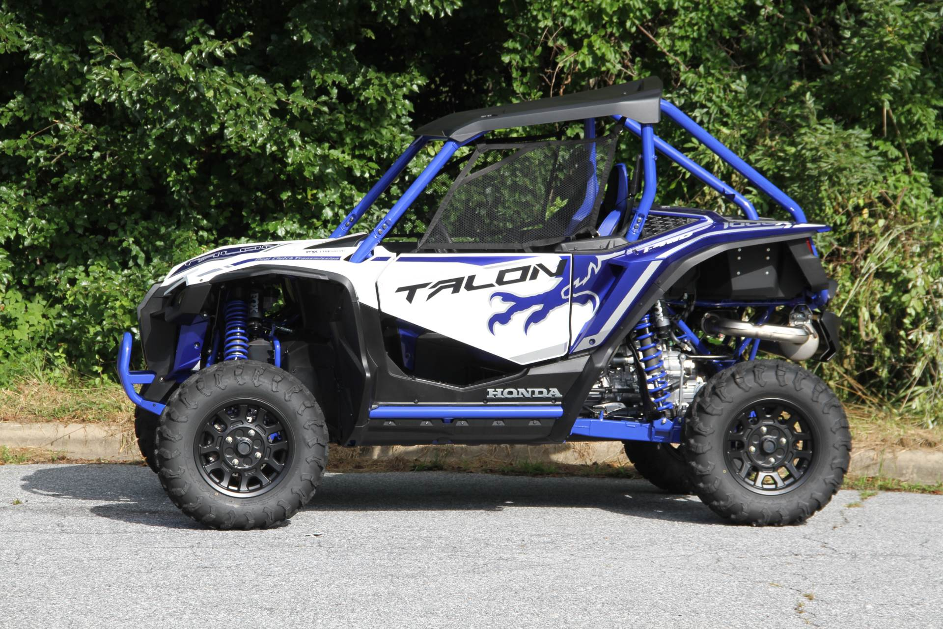 2021 Honda Talon 1000X FOX Live Valve in Hendersonville, North Carolina - Photo 7