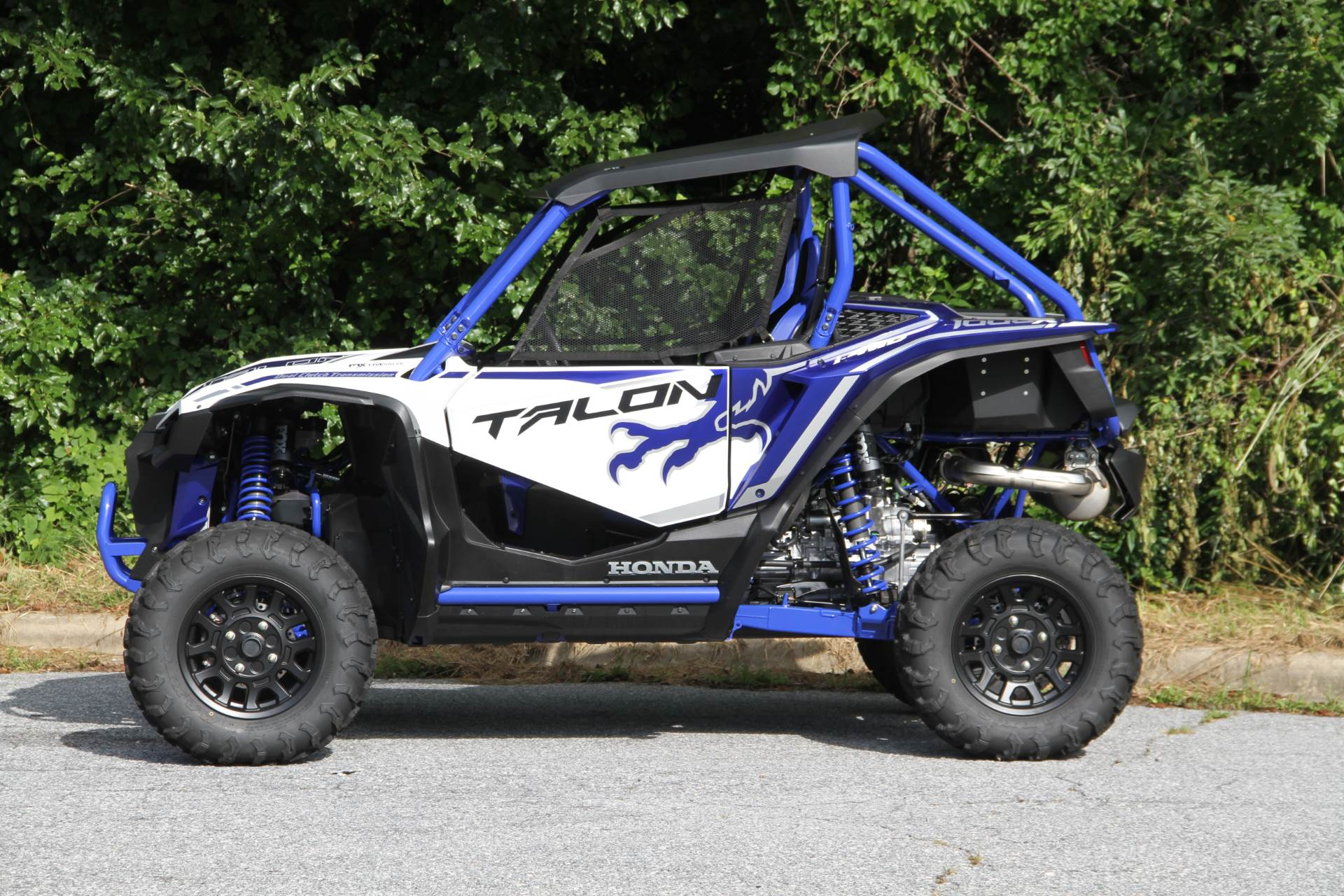 2021 Honda Talon 1000X FOX Live Valve in Hendersonville, North Carolina - Photo 9