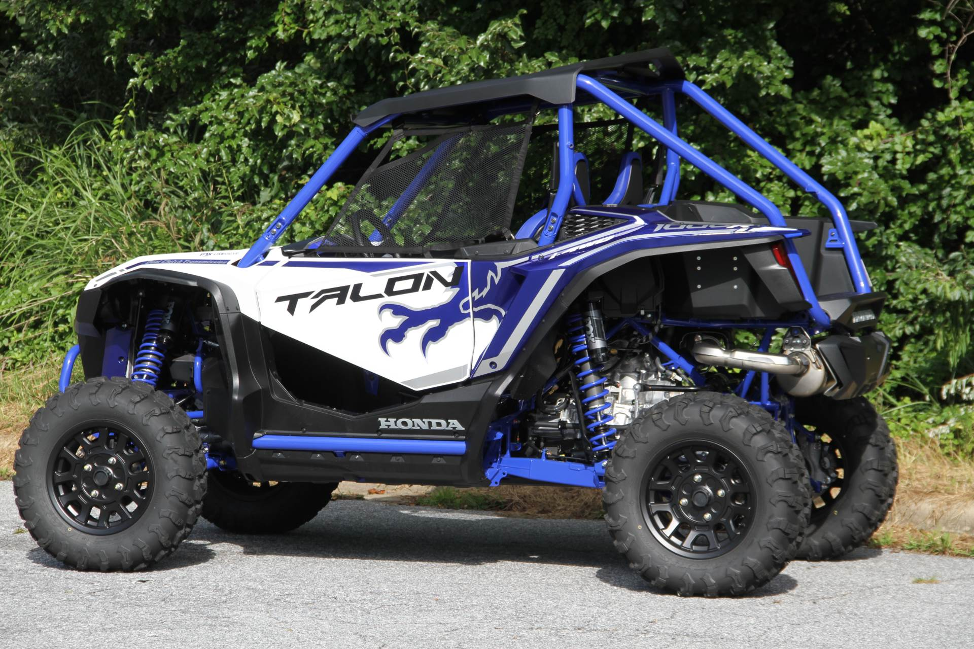 2021 Honda Talon 1000X FOX Live Valve in Hendersonville, North Carolina - Photo 10