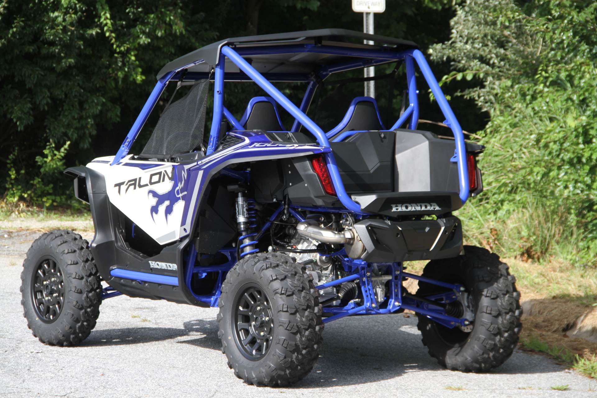 2021 Honda Talon 1000X FOX Live Valve in Hendersonville, North Carolina - Photo 12