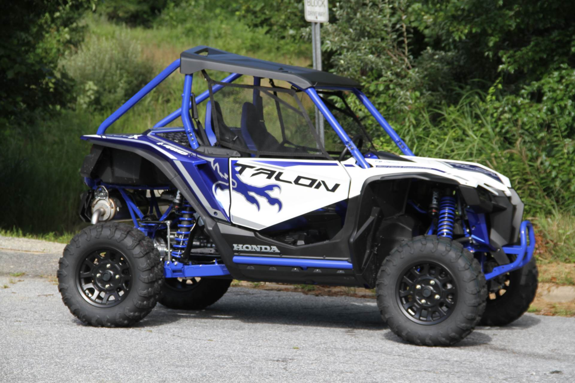 2021 Honda Talon 1000X FOX Live Valve in Hendersonville, North Carolina - Photo 21