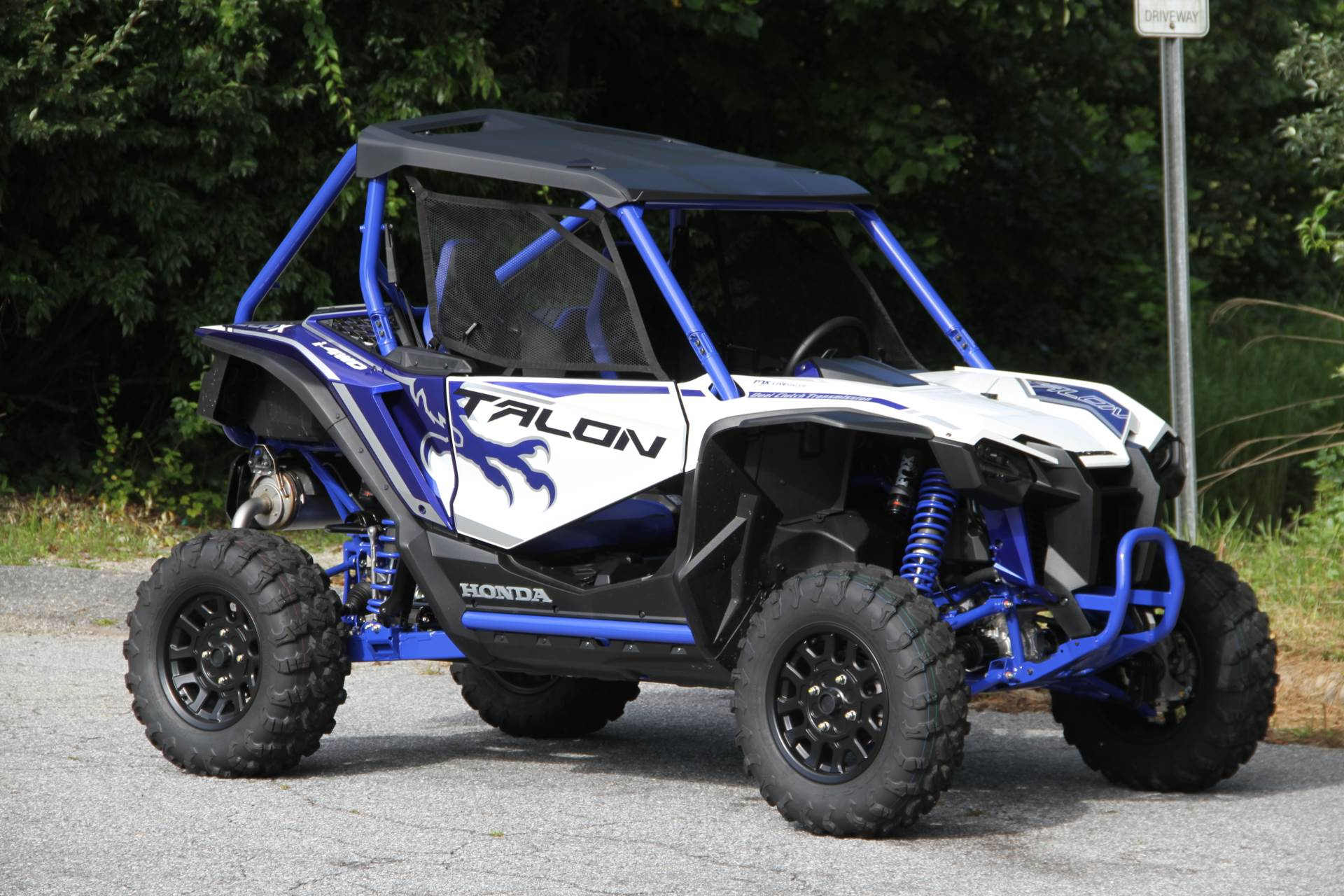 2021 Honda Talon 1000X FOX Live Valve in Hendersonville, North Carolina - Photo 22