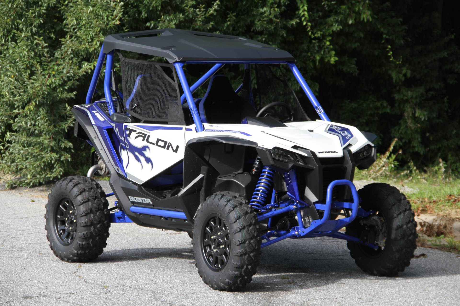 2021 Honda Talon 1000X FOX Live Valve in Hendersonville, North Carolina - Photo 23