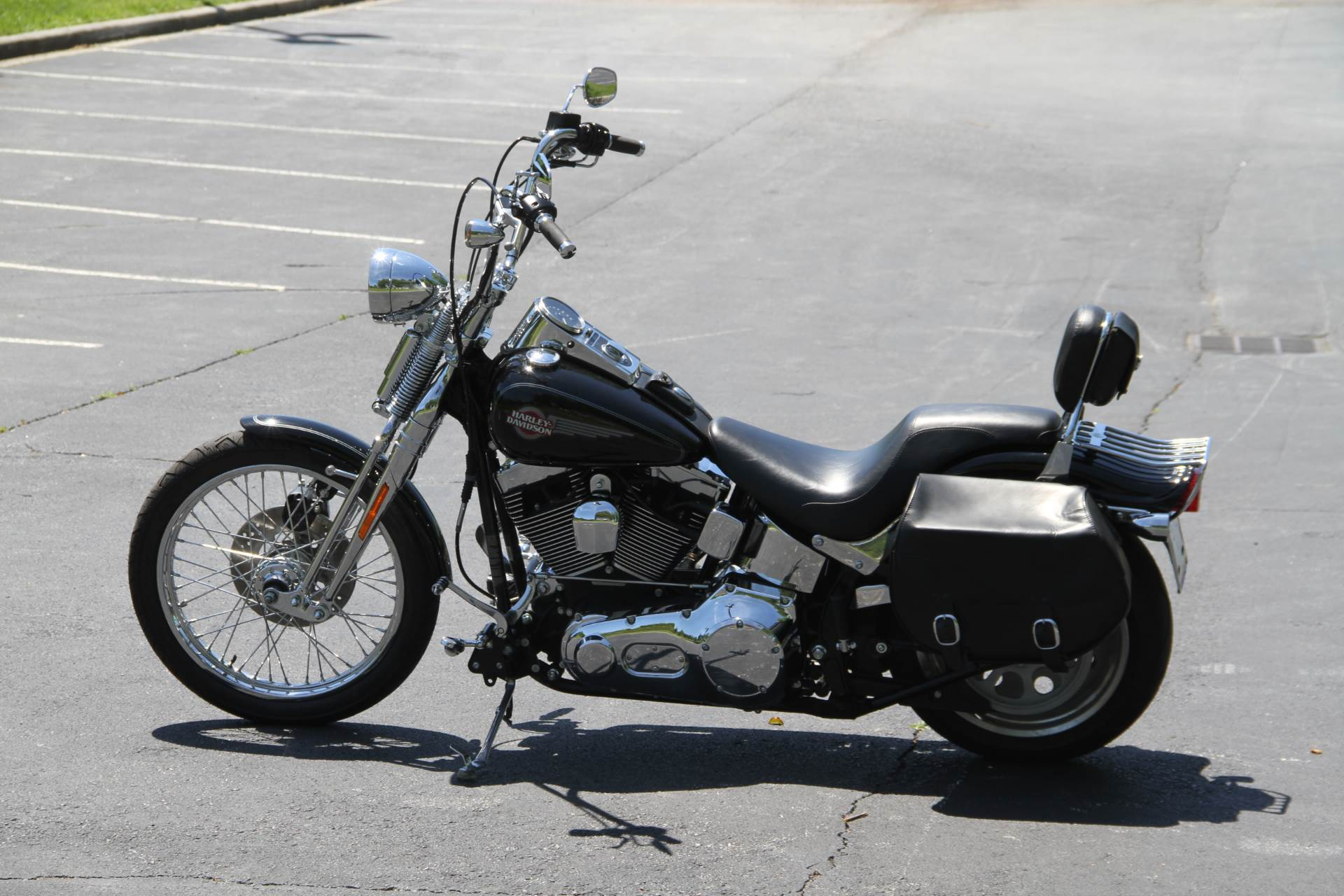 2006 Harley-Davidson Softail® Springer® Classic in Hendersonville, North Carolina - Photo 21