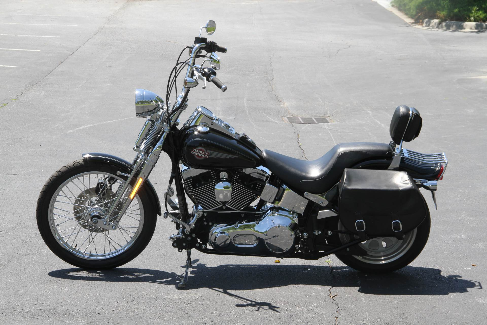2006 Harley-Davidson Softail® Springer® Classic in Hendersonville, North Carolina - Photo 22