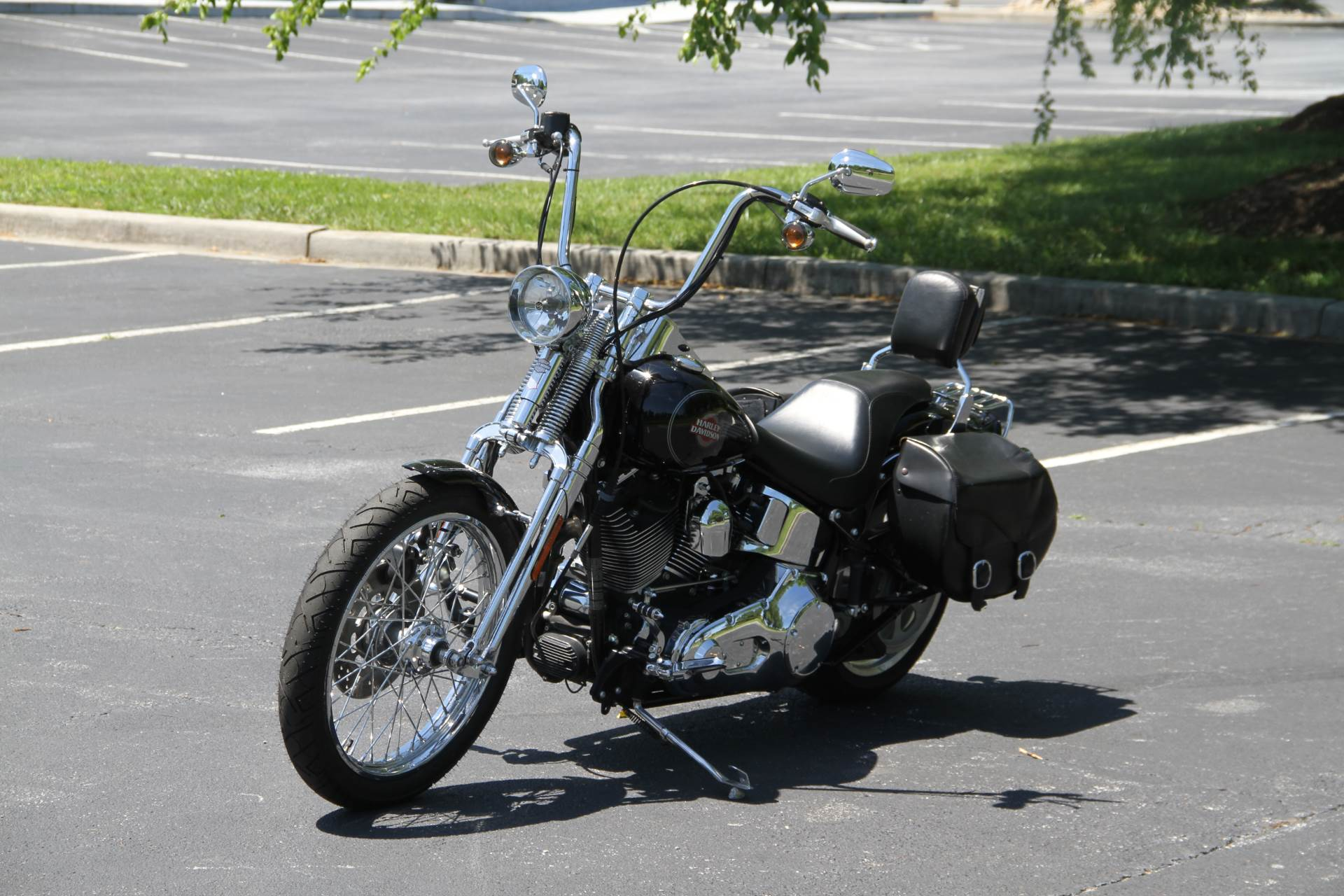 2006 Harley-Davidson Softail® Springer® Classic in Hendersonville, North Carolina - Photo 2