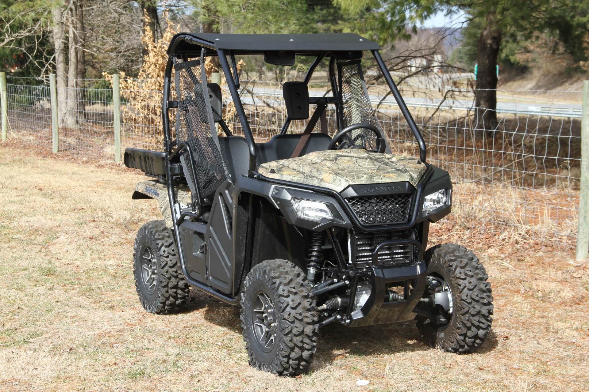 2020 Honda Pioneer 500 in Hendersonville, North Carolina - Photo 4